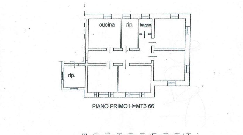 Cod.591 Planimetria